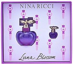 Парфюмерия и Козметика Nina Ricci Luna Blossom - Комплект (edt/80ml + edt/10ml)