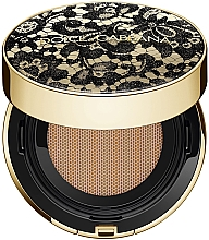 Парфюмерия и Козметика Кушон фон дьо тен - Dolce&Gabbana Preciouskin Perfect Finish Cushion Foundation
