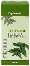 """Парфюмерия и Козметика Етерично масло """"Мента"""" - Holland & Barrett Miaroma Peppermint Pure Essential Oil"""