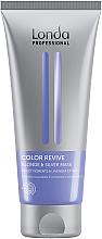 Парфюми, Парфюмерия, козметика Маска за светла коса - Londa Professional Color Radiance Blonde & Silver Mask