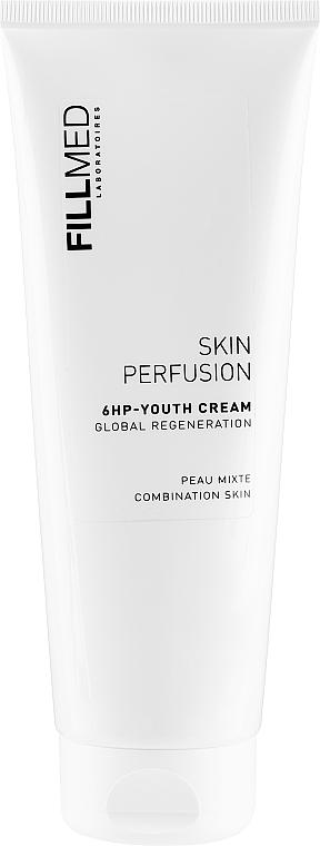 Антистареещ крем за комбинирана кожа - Filorga FillMed Skin Perfusion 6HP-Youth Cream — снимка N1