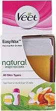 Парфюми, Парфюмерия, козметика Пълнител кола маска - Veet Easy Wax Natural Inspirations