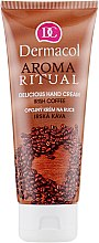 "Крем за ръце ""Ирландско кафе"" - Dermacol Aroma Ritual Hand Cream Irish Coffee — снимка N1"