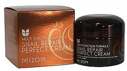 Парфюми, Парфюмерия, козметика Подхранващ крем с екстракт от охлюв - Mizon Snail Repair Perfect Cream