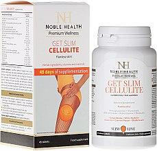 Парфюми, Парфюмерия, козметика Таблетки против целулит - Noble Health Get Slim Cellulite