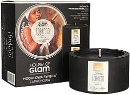 Парфюми, Парфюмерия, козметика Ароматна свещ - House of Glam Tobacco & Vanilla Candle