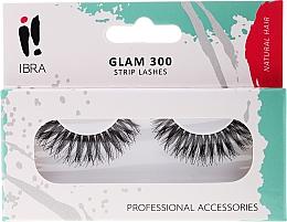 Парфюмерия и Козметика Изкуствени мигли - Ibra Eyelash Glam 300