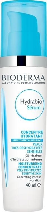 Серум за лице - Bioderma Hydrabio Serum Moisturising Concentrate