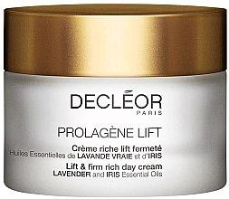 Парфюми, Парфюмерия, козметика Крем за лице - Decleor Prolagene Lift Lift & Firm Rich Day Cream Lavender and Iris