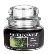 Парфюми, Парфюмерия, козметика Ароматна свещ - Village Candle Black Bamboo