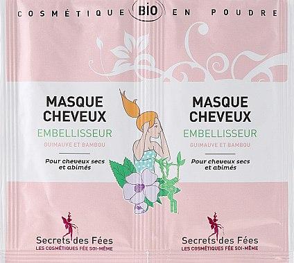 Маска за суха и увредена коса - Secrets des Fees Mask — снимка N1