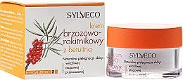 Парфюмерия и Козметика Хипоалергенен крем за лице с облепиха, беза и бетулин - Sylveco Hypoallergic Birch Day And Night Cream
