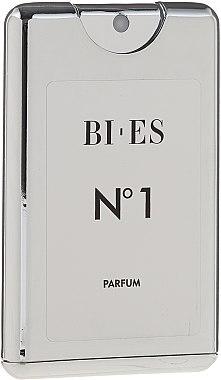 Bi-es No 1 - Комплект (парф. вода/50ml + душ гел/50ml + парфюм/15ml) — снимка N5