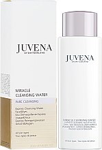 Парфюмерия и Козметика Мицеларна вода - Juvena Pure Cleansing Miracle Cleansing Water