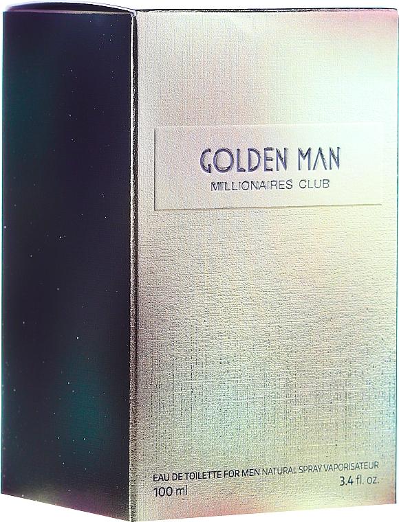 Vittorio Bellucci Golden Man - Тоалетна вода