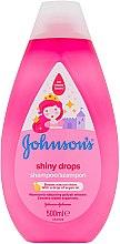 Парфюмерия и Козметика Детски шампоан за коса - Johnson's Baby Shiny Drops Shampoo