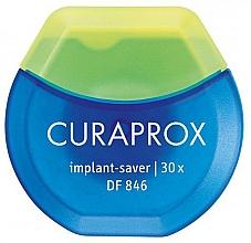 Парфюмерия и Козметика Конец за зъбни импланти - Curaprox DF 846 Implant-Saver