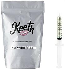 """Парфюмерия и Козметика Комплект пълнители за избелване на зъби """"Мента"""" - Keeth Mint Refill Pack"""