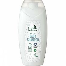 Парфюмерия и Козметика Детски шампоан - Gron Balance Baby Shampoo