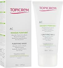 Парфюмерия и Козметика Почистваща маска за мазна и комбинирана кожа - Topicrem AC Purifying Mask