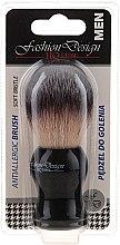 Парфюмерия и Козметика Четка за бръснене, 30642, черна - Top Choice