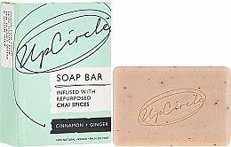 Парфюмерия и Козметика Сапун с канела и джинджифил - UpCircle Cinnamon + Ginger Chai Soap Bar