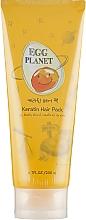 Парфюмерия и Козметика Кератинова маска за изтощена коса - Daeng Gi Meo Ri Egg Planet Keratin Hair Pack