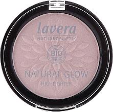 Парфюмерия и Козметика Халайтър за лице - Lavera Natural Glow Highlighter