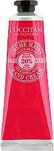Парфюмерия и Козметика Крем за ръце и нокти - L'Occitane Roses et Reines Hand & Nail Cream