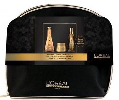 Комплект за коса - L'Oreal Professionnel Mythic Oil Set (шампоан/250ml + маска/200ml + масло/100ml)