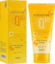 Парфюмерия и Козметика Измиваща пяна за лице с коензим Q10 - Esfolio Coenzyme Q10 Fresh Cleansing Foam