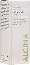 Почистващ флуид за мазна кожа - Alcina FM Skin Clarifying Fluid — снимка N1