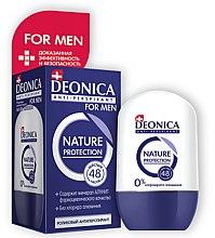 Парфюми, Парфюмерия, козметика Рол-он антиперспирант за мъже - Deonica Nature Protection For Men