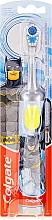 Парфюмерия и Козметика Детска електрическа четка за зъби, сива - Colgate Electric Motion Batman Grey