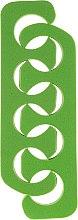 Парфюмерия и Козметика Разделители за педикюр 7583, зелени - Top Choice
