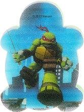 """Парфюми, Парфюмерия, козметика Детска гъба за баня """"Костенурките нинджа"""" Рафаел 3 - Suavipiel Turtles Bath Sponge"""