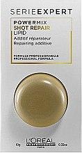 Парфюми, Парфюмерия, козметика Професионална добавка за повишаване на ефекта на маската - L'Oreal Professionnel Serie Expert Powermix Shot Repair Lipid
