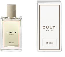 Парфюмерия и Козметика Ароматен спрей за дома - Culti Milano Room Spray Fuoco