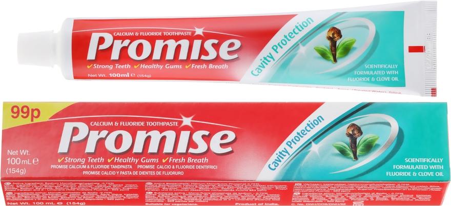 """Паста за зъби """"Защита от кариеси"""" - Dabur"""