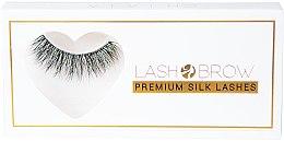 Парфюми, Парфюмерия, козметика Изкуствени мигли - Lash Brow Premium Silk Lashes Oh La La