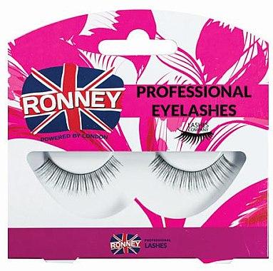 Изкуствени мигли, 32 мм - Ronney Professional Eyelashes 00014