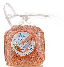 Парфюми, Парфюмерия, козметика Соли за крака с екстракт от облепиха - Aqua Amber Sea Salt Foot