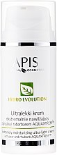 Парфюми, Парфюмерия, козметика Екстремно овлажняващ ултралек крем с круша и ревен - APIS Professional Hydro Evolution Extremely Moisturizing Ultra-Light Cream