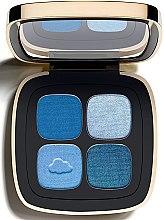 Парфюми, Парфюмерия, козметика Сенки за очи , 4 цвята - Artdeco Claudia Schiffer Quad Eye Shadow