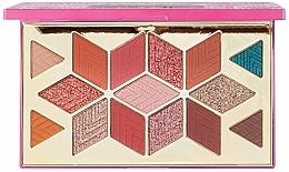 Парфюмерия и Козметика Палитра сенки за очи - Pur X Barbie Endless Possibilities II Signature 15-Piece Eyeshadow Palette
