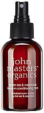Парфюми, Парфюмерия, козметика Несмываемый спрей-кондиционер - John Masters Organics Green Tea & Calendula Leave-In Conditioning Mist