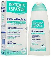 Парфюмерия и Козметика Душ гел за атопична кожа - Instituto Espanol Atopic Skin Shower Gel