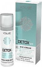 Парфюмерия и Козметика Околоочен крем - Vollare Multi-Active Detox Q10 Eye Cream