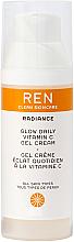 Парфюмерия и Козметика Дневен крем за лице с витамин С - Ren Radiance Glow Daily Vitamin C Gel Cream Moisturizer