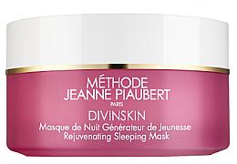 Парфюмерия и Козметика Подмладяваща нощна маска за лице - Methode Jeanne Piaubert Divinskin Rejuvenating Sleeping Mask
